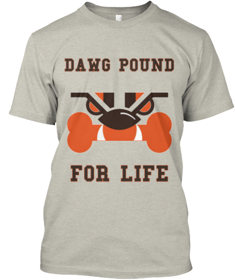 DAWG POUND FOR LIFE