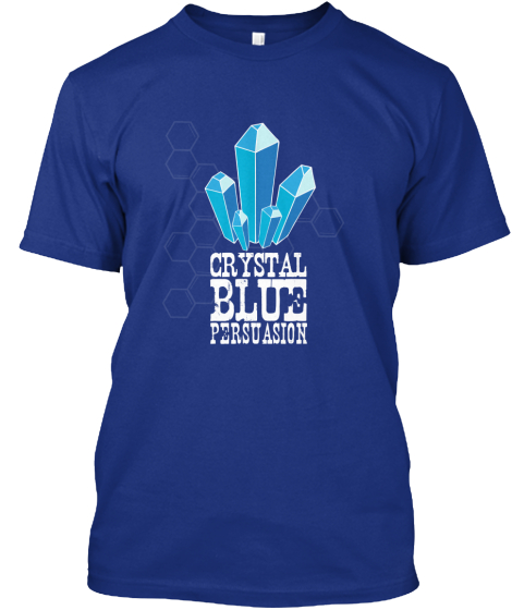 Breaking Bad T-Shirt - Crystal Blue