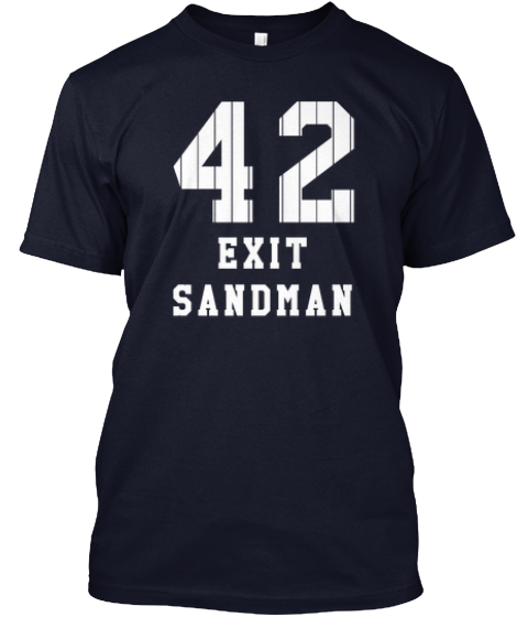 Exit Sandman Shirt - LIMITED EDITION