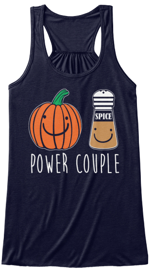 Spice Power Couple Women's Tank Top Front