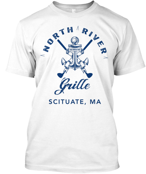 North River Grille At Widow's Walk T-Shirt Front