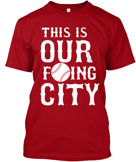 THIS IS OUR F'ING CITY - Boston Champs!