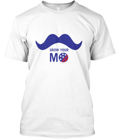 Grow Your Mo' American Tees!