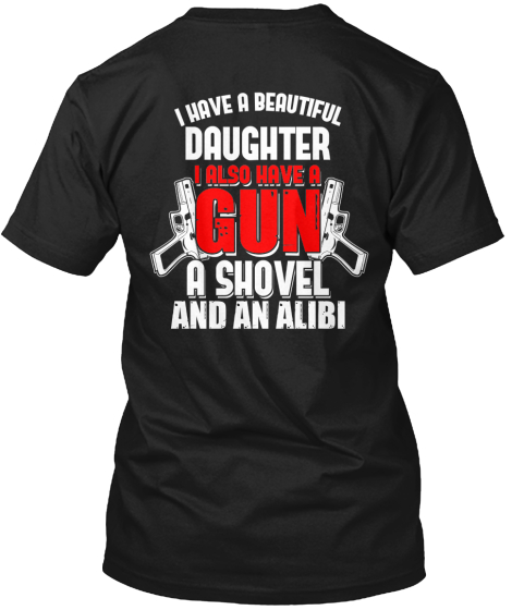 I Have A Beautiful Daughter And An Alibi