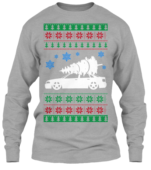 Ugly Christmas Sweaters! For Car enthusiasts!