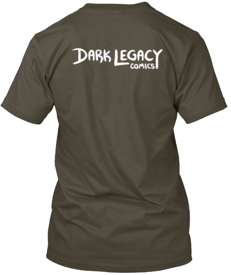 Dark Legacy Comics Dummies T-shirt