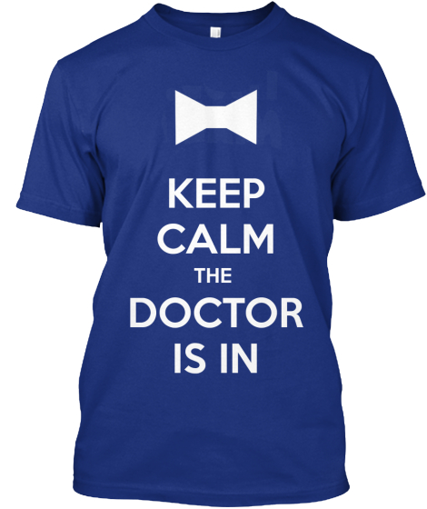 Limited Edition Doctor Who T-Shirt
