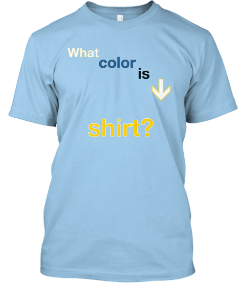 What color is this shirt?