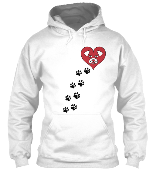 RE-DESIGNED! Paw Prints (Dogs)