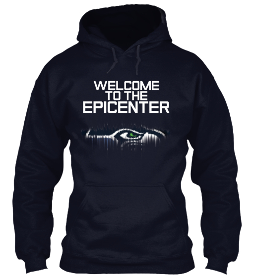 Seahawks - Welcome To The EPICENTER