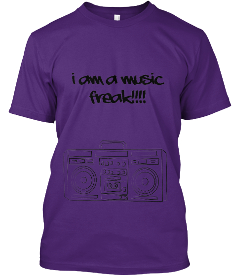 I am a music%0AFREAK!!!!