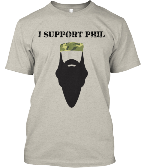 I SUPPORT PHIL