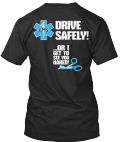 Drive Safe Or Ill Get To See You Naked - Coffee Mug / Tea Cup