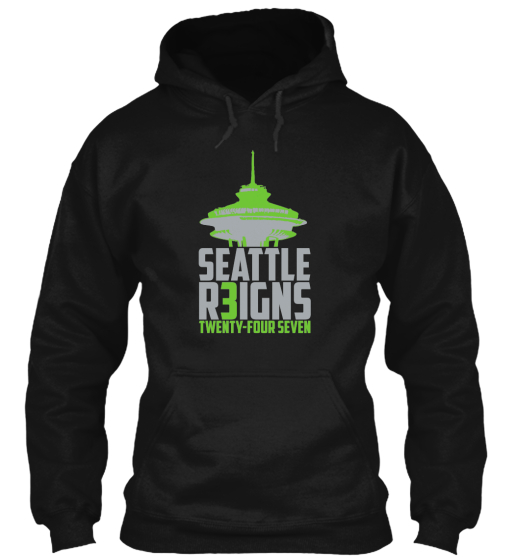 Seattle #3 R3IGNS 24/7!