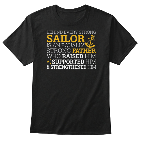 Behind Every Sailor - Father