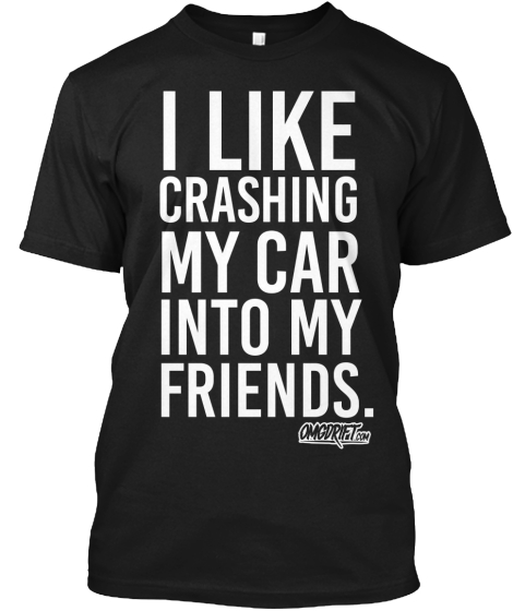 OMGDrift Friends Tee!