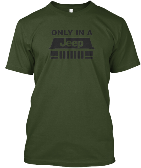 Jeep Cherokee XJ Shirts & Hoodies