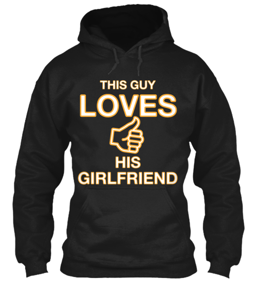 Boyfriend and Girlfriend Hoodies