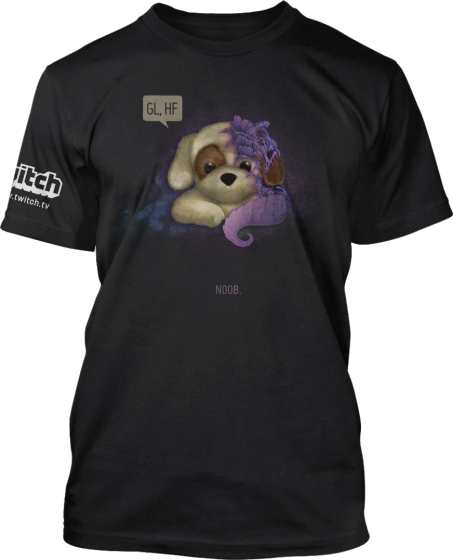 Stephano's GL HF Noob Tee