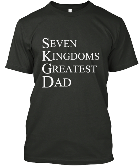 Greatest Dad Fathers Day Shirt