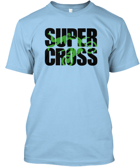 Monster Energy AMA Supercross 2014 Tees!