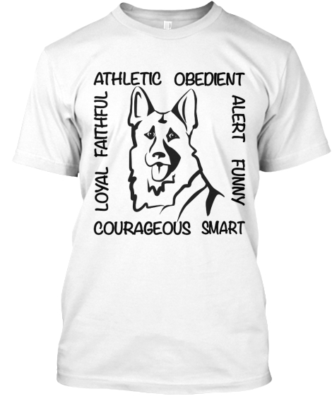 Limited Edition German Shepherd Shirt!