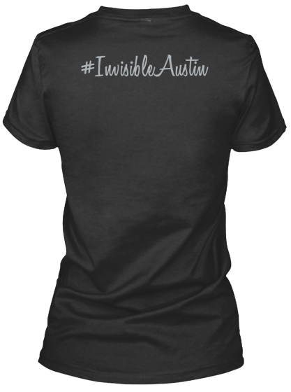 Texas Woman - Silver #InvisibleAustin