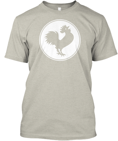 The 2014 Rooster Tee