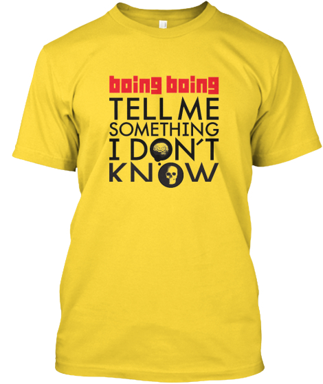 Tell Me Something I Don't Know shirt