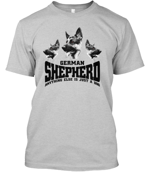 German Shepherd Anything Else Limited Ed