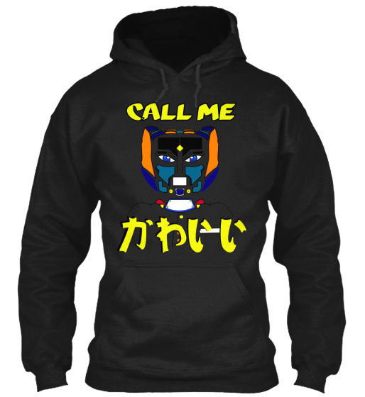 Call Me Kawaii - T-Shirt