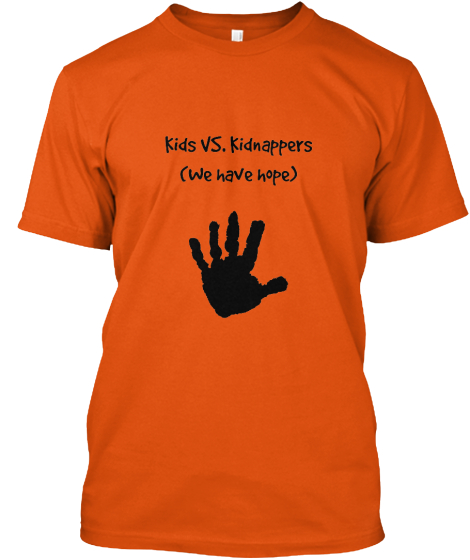 Kids VS. Kidnappers%0A      (We have hope)