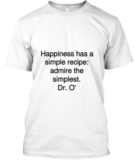 Happiness Recipe #2