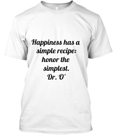 Happiness Recipe #5