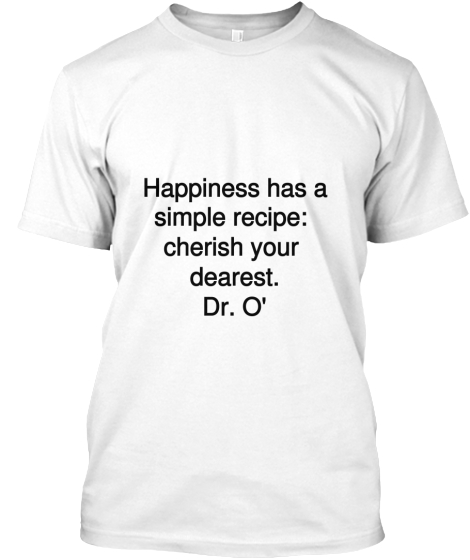 Happiness Recipe #1