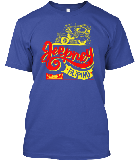 Jeepney - Limited Edition - T-Shirt
