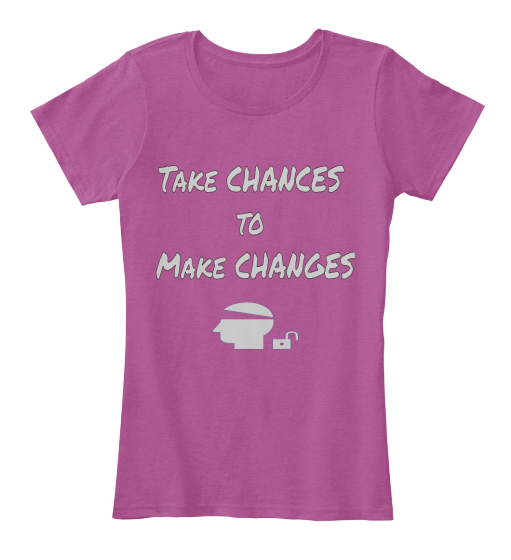 Time For A Change - T-Shirt