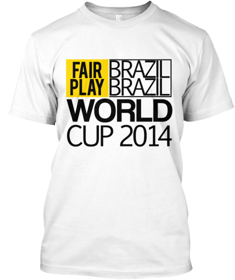 Limited Edition World Cup Brazil 2014