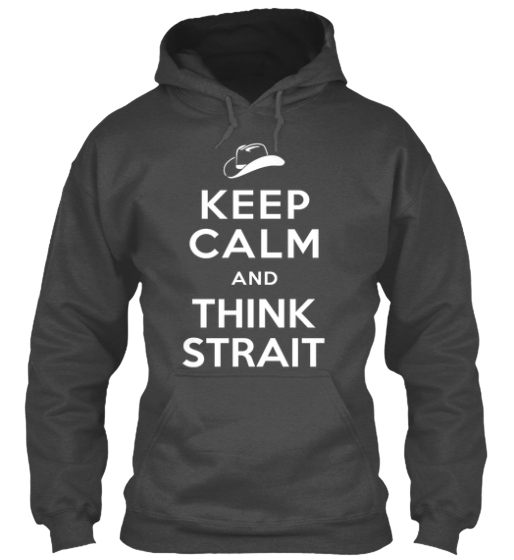Limited Edition Think Strait
