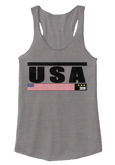 USA for 2019 FIFA Womans World Cup
