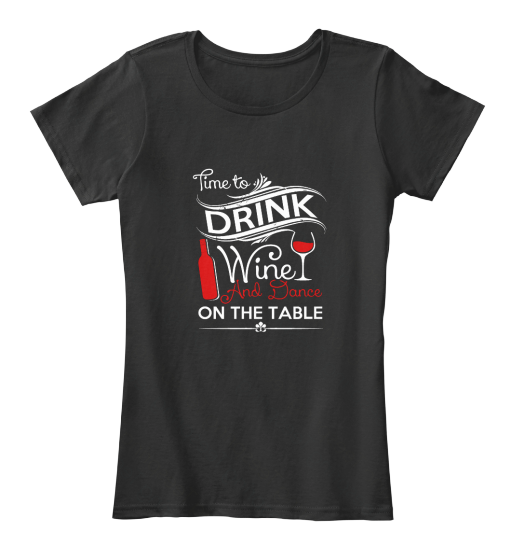 Tine To Drink - T-Shirt