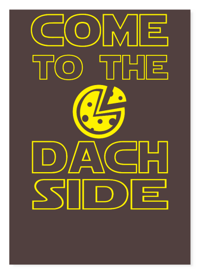 Come Dach Side. Sold Over 500++ - T-Shirt