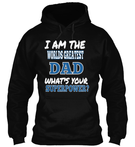 Worlds Greatest Dad - T-Shirt