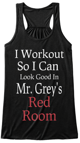 Red Room Workout Tank