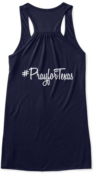 Texas Strong Woman - #PrayforTexas