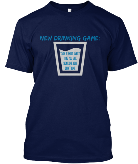 Drinking Game - T-Shirt