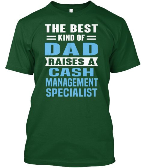 Cash Management Specialist - T-Shirt