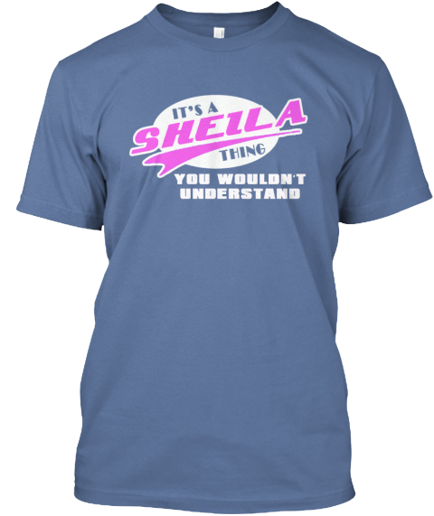 1 hour left it 39 s a sheila thing products teespring for One hour t shirts