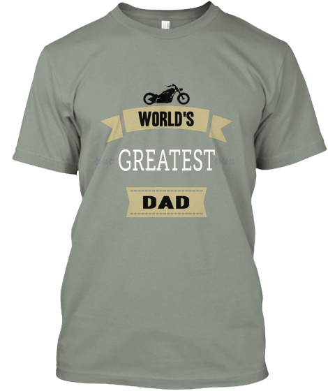 World'S Greatest Dad - T-Shirt