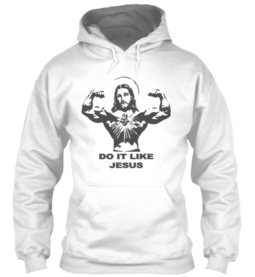 Do It Like Jesus - Limited Edition. - T-Shirt